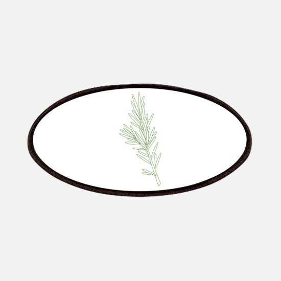 Rosemary Herb Plant Patches