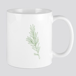 Rosemary Herb Plant Mugs