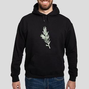 Rosemary Herb Plant Hoodie