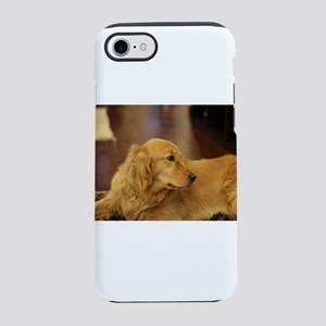 Nala inside during holiday iPhone 7 Tough Case