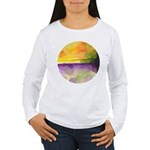 As Above So Below No14 Women's Long Sleeve T-Shirt