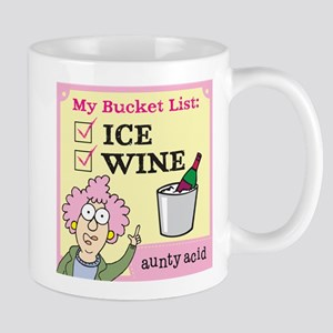 Aunty Acid: Bucket List Mug