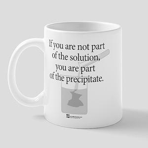Solution Precipitate (beaker) - Mug