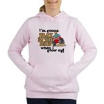 Play In The Dirt Women's Hooded Sweatshirt