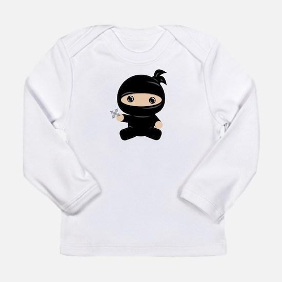 Lil Ninja Long Sleeve T-Shirt