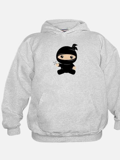 Unique Ninja Hoodie