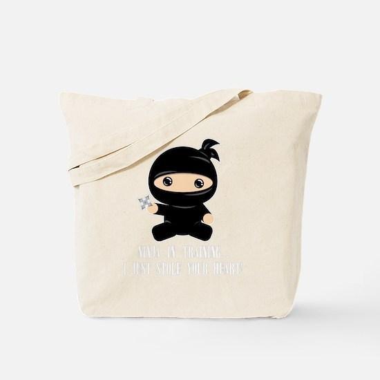 Cute Geek baby Tote Bag