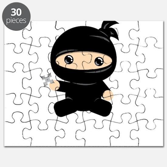 Cute Geek baby Puzzle