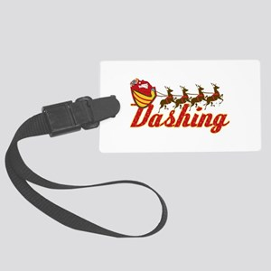 Dashing Luggage Tag
