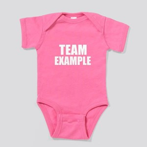 TEAM Baby Bodysuit