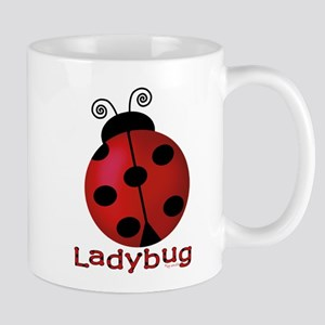 Cute Ladybug Mug