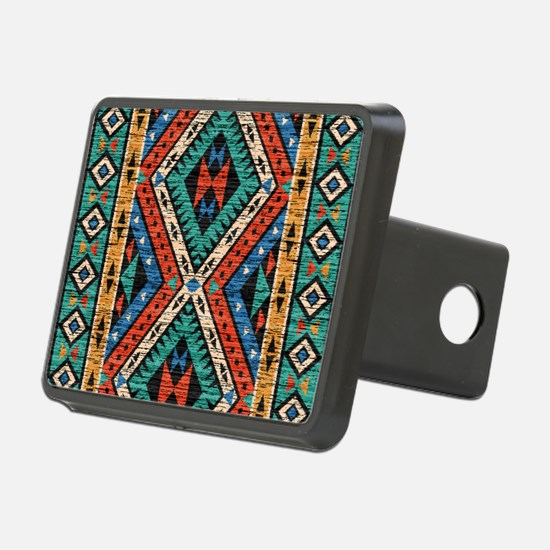 Vintage Tribal Pattern Hitch Cover