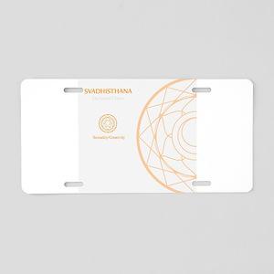 oct Aluminum License Plate
