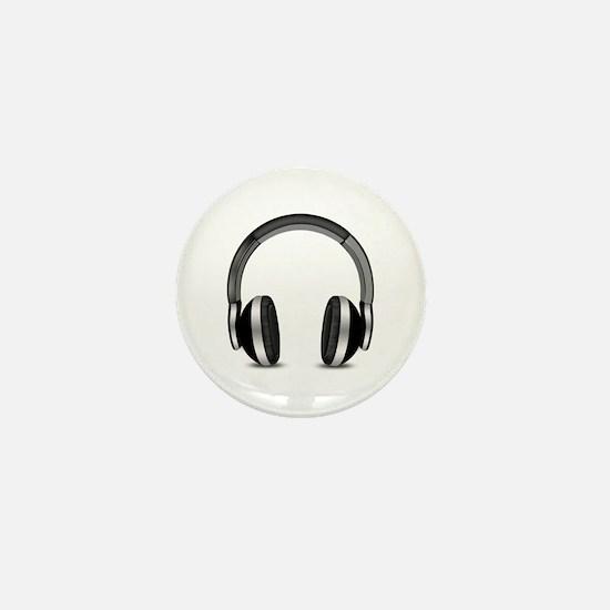 Earmuffs Earphone Headphone Mini Button