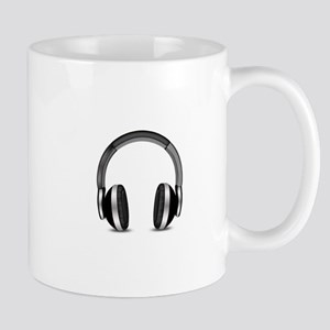 Earmuffs Earphone Headphone Mugs