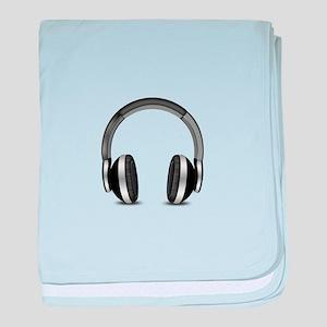 Earmuffs Earphone Headphone baby blanket