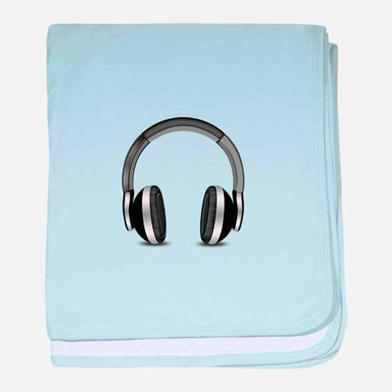 Earmuffs Earphone Headphone baby blanket