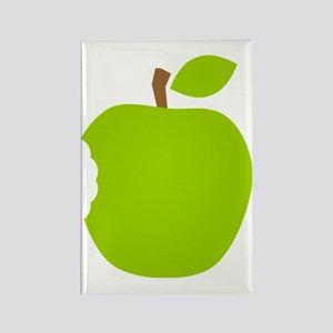 Granny Smith Apple Rectangle Magnet