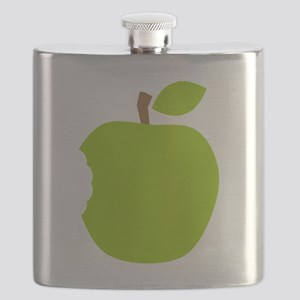 Granny Smith Apple Flask