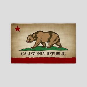 Classic California 3'x5' Area Rug
