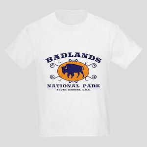 Badlands National Park. T-Shirt