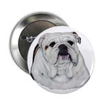 Proud English Bulldog Button