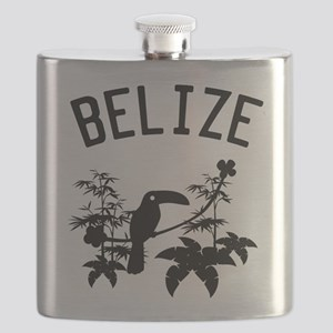 Belize Rainforest Flask
