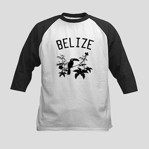 Belize Rainforest Baseball Jersey