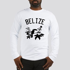 Belize Rainforest Long Sleeve T-Shirt