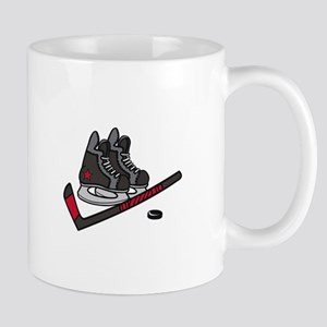 Hockey Skates Mugs