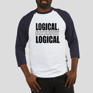 Spock Logic Baseball Jersey