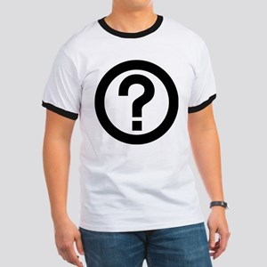 Question Mark Icon Ringer T