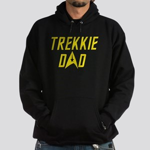 Trekkie Dad Hoodie (dark)