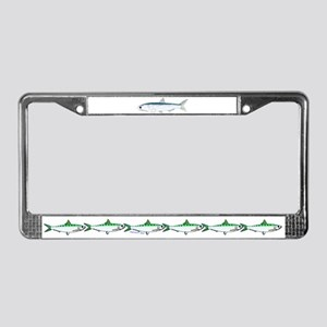 California Northern Anchovy License Plate Frame