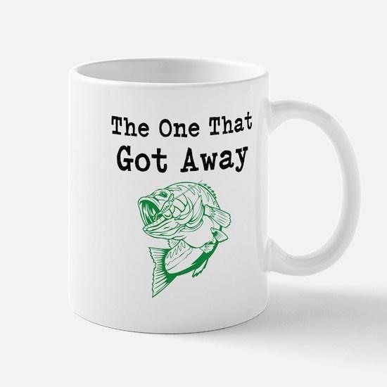 The One That Got Away Mugs