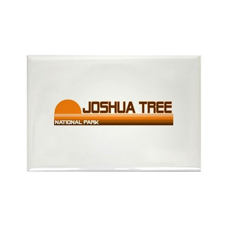 Joshua Tree National Park Rectangle Magnet (10 pac