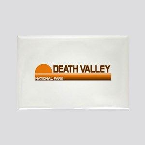 Death Valley National Park Rectangle Magnet