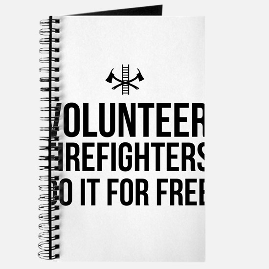 Volunteer firefighters free Journal
