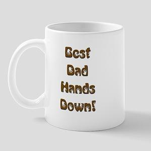 Best Dad 5 Mug