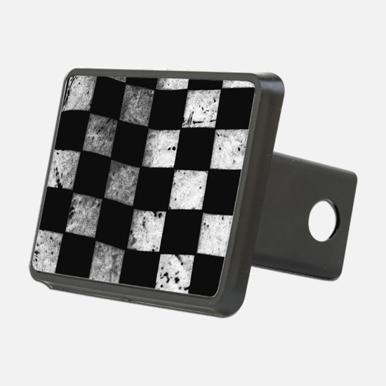 Checkered Flag Hitch Cover