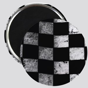 Checkered Flag Magnets