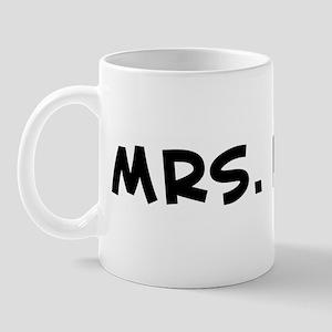Mrs. Buble Mug