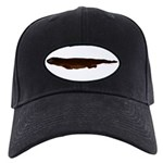 Sea Otter Swimming c2 Baseball Hat