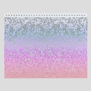 Glitter Star Dust 11 Wall Calendar