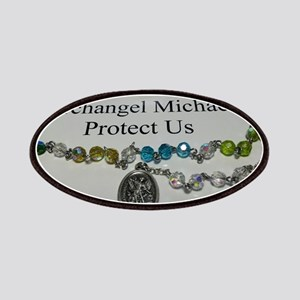 Archangel Michael Protect Us Patches