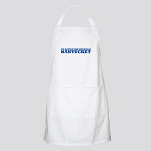 I'm Dating The Man From Nantucket BBQ Apron
