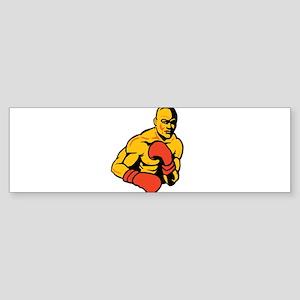 Boxing Bumper Sticker