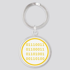have written a program in assembly Keychains