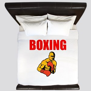 Boxing King Duvet