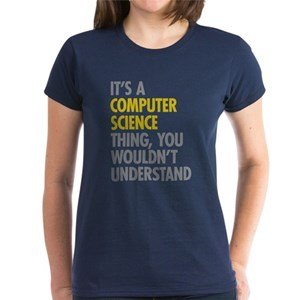 Computer Science Women S T Shirts Cafepress
